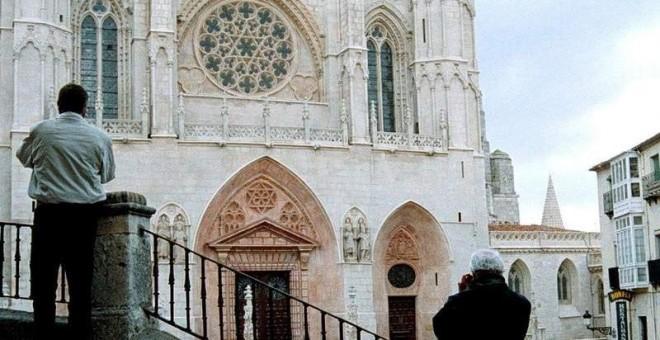 La catedral de Brugos es uno de los bienes inmatriculados por la Iglesia - EFE