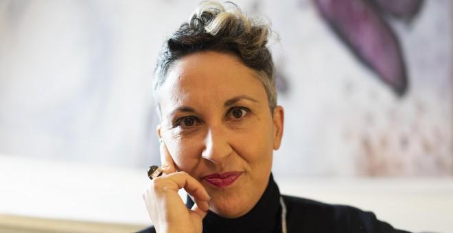 Jesusa Ricoy Olariaga, activista matriarcal y profesora de educación perinatal.. / VERÓNICA PÉREZ KARLESON