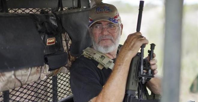 Milicias de EEUU. REUTERS/Rick Wilking