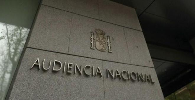 Fachada de la sede de la Audiencia Nacional EFE