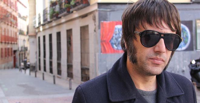 El escritor y periodista, Daniel Bernabé./Alejandro Tena