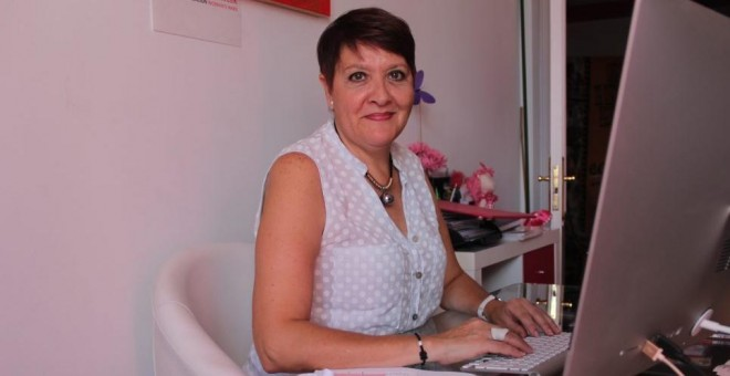 Luisa Velasco, inspectora de Policía Local retirada y experta en violencia de género.