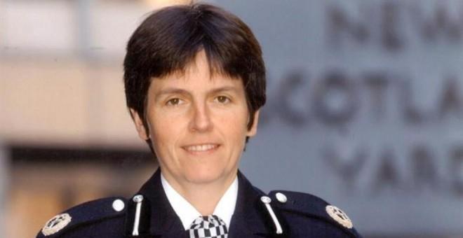 La comisionada de la Policía Metropolitana de Gran Bretaña, Cressida Dick/ EFE
