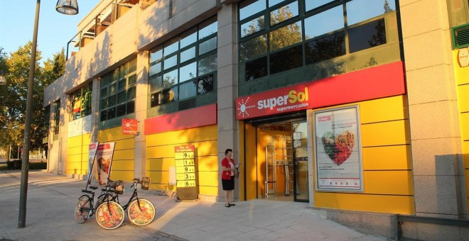 Supremercado de Supersol. E.P.