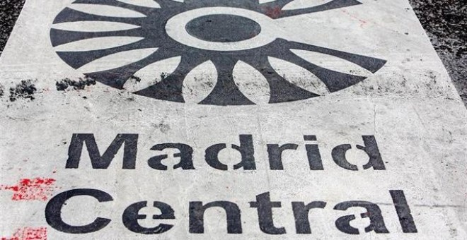 Madrid Central./Europa Press