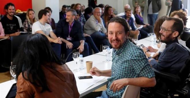 Consejo Ciudadano Estatal de Podemos / EFE