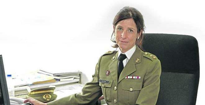Una madrileña de 56 años será la primera mujer general en las Fuerzas Armadas  5d26f23e822c0.r_1562836358036.0-18-660-358