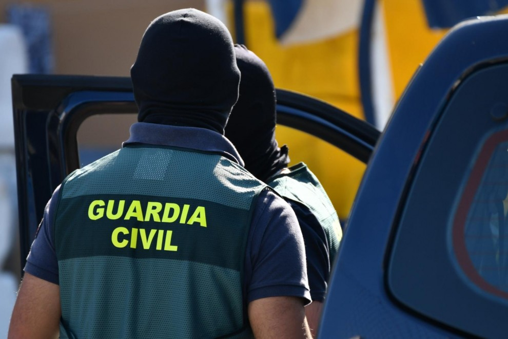 Imagen de la Guardia Civil / EUROPA PRESS