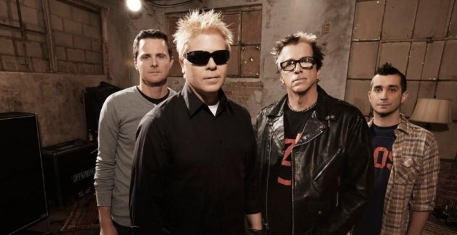 El grup californià The Offspring.