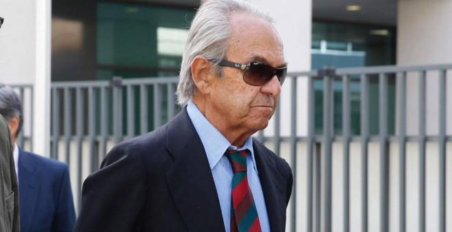 El expresidente de Bankinter Jaime Botín | EFE