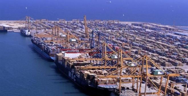 16/08/2019 - Imagen del puerto de Valencia