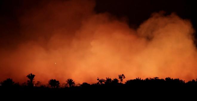 Los incendios en la selva del Amazonas han acaparado toda la atención, pero no son los únicos ni más graves. / Reuters