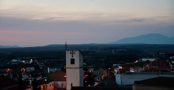 Vista actual del municipio de Cuevas del Campo (Granada). / RELATORAS PRODUCCIONES