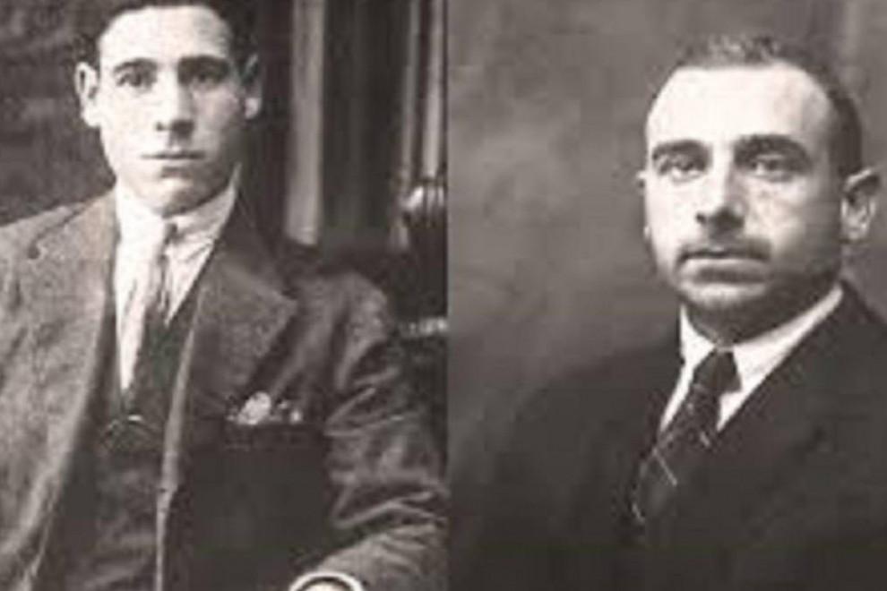 Los hermanos Lapeña fueron asesinados en 1936 y tirados a un fosa común en Calatayud.- ARICO Memoria Aragonesa