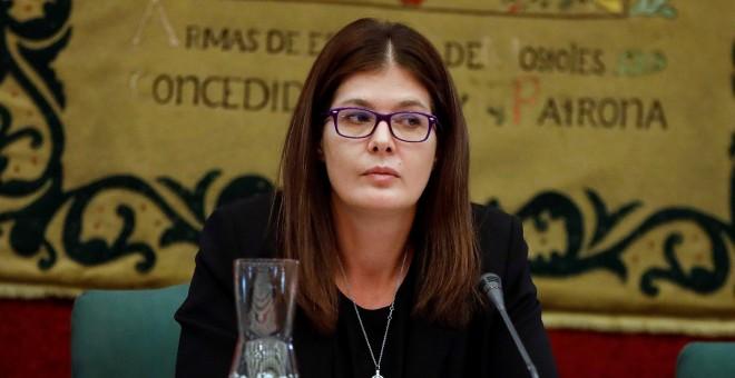 El Ayuntamiento de Móstoles reprueba a su alcaldesa, Noelia Posse