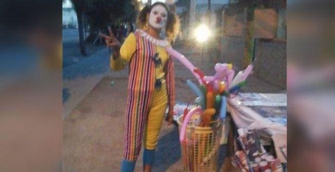 Mima asesinada en Santiago de Chile