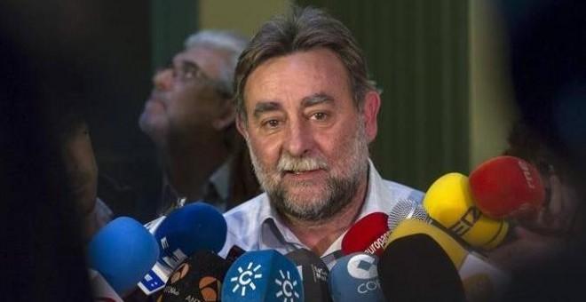El exsecretario general de la UGT-A, Francisco Fernández. / EFE
