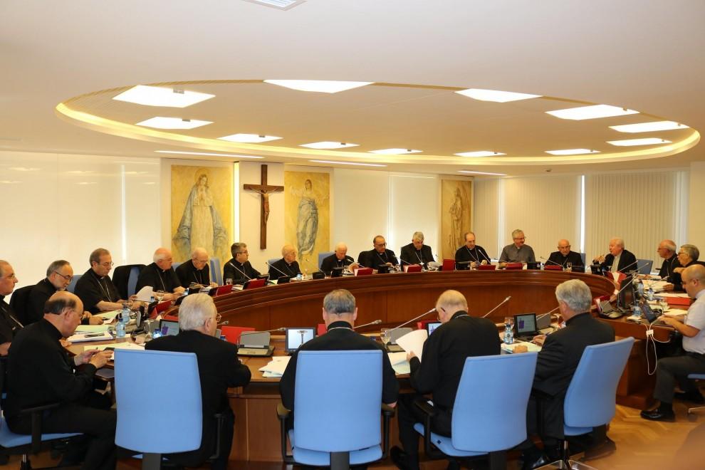Comisión permanente de la Conferencia Episcopal de 2019. / CONFERENCIA EPISCOPAL
