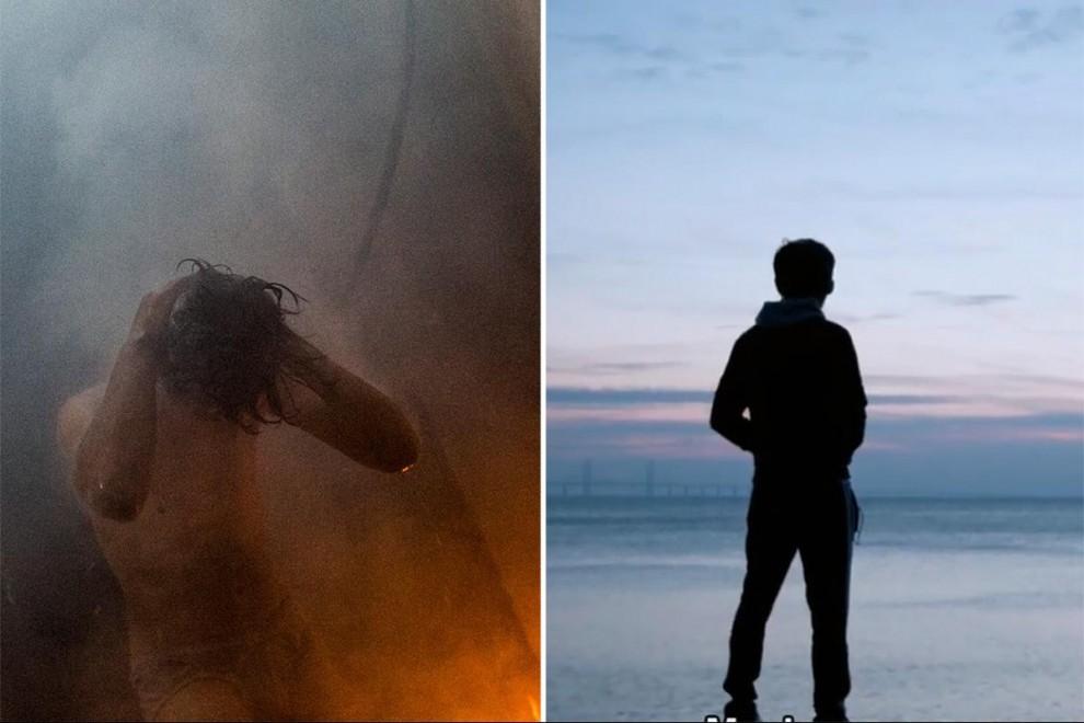 Fotogramas de los documentales 'El sueño europeo: Serbia' y 'Nuestra vida como niños refugiados en Europa', candidatas a mejor corto documental en los premios Goya.