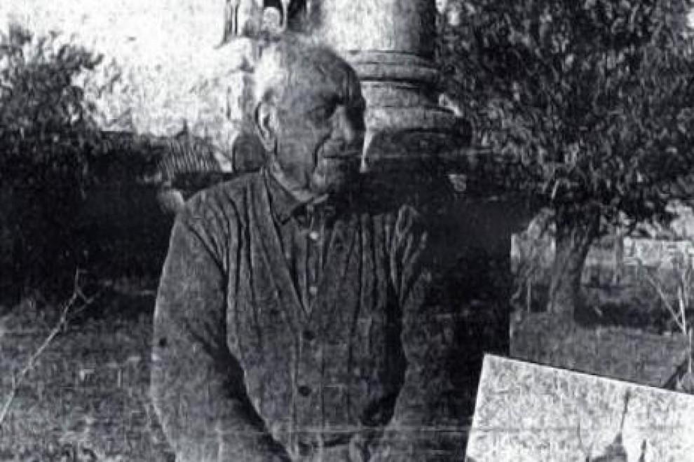 Manuel Hernández, en los años noventa. / ARCHIVO ANTONIO RAGEL