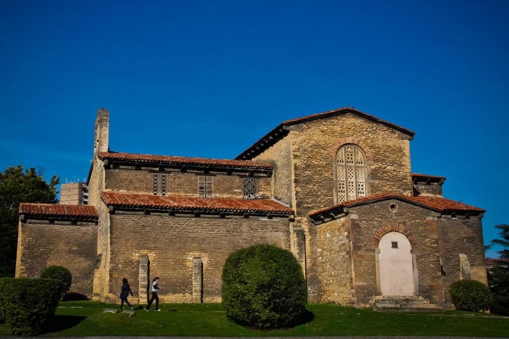 Iglesia de San Julián de los Prados, en Oviedo. WIKIPEDIA