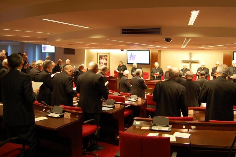 Asamblea de la Conferencia Episcopal. CEE