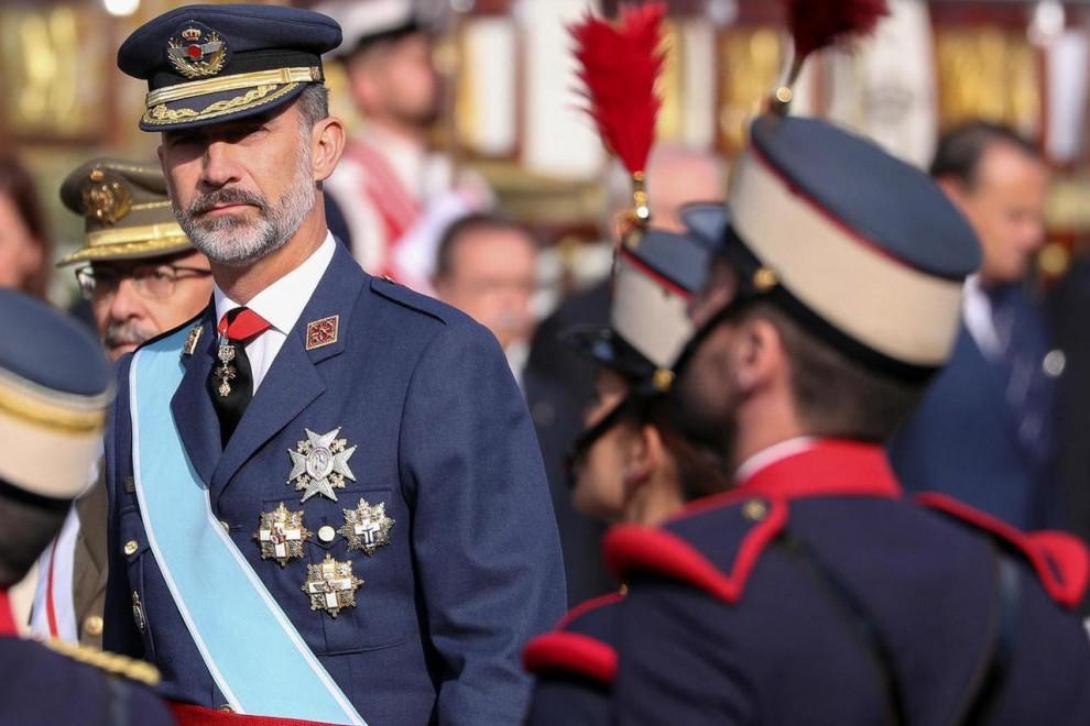 Felipe VI Reuters