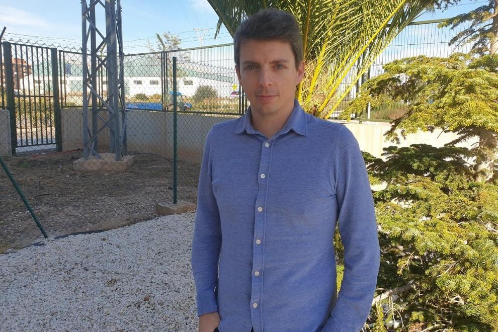 Pedro Fresco, experto en transición energética y autor del libro 'El nuevo orden verde'.