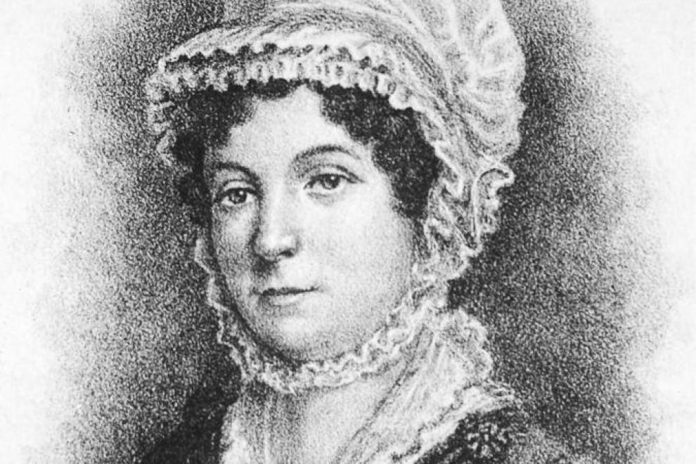 La maestra y exploradora Mary Livingstone, esposa de David Livingstone.