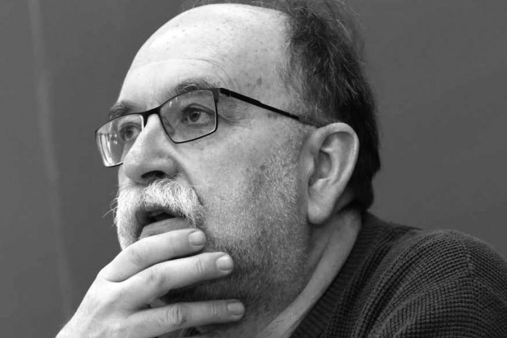Carlos Taibo, autor de 'Iberia vaciada. Despoblación, decrecimiento, colapso'. - Catarata
