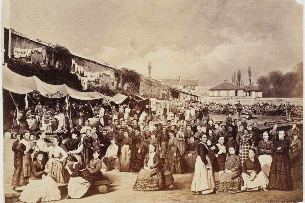 Mujeres de la Comuna de París