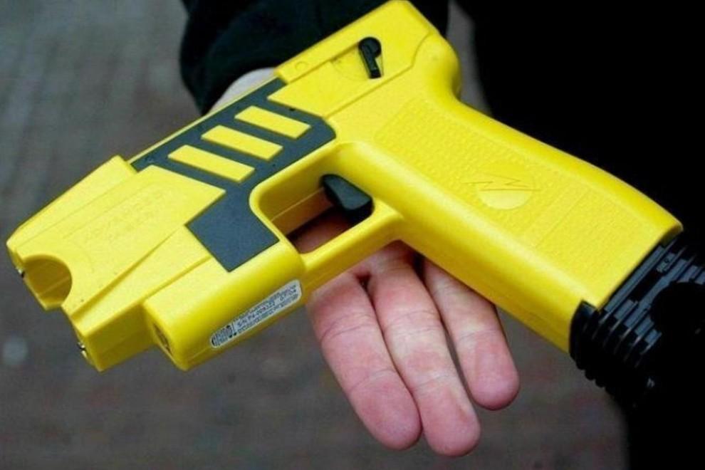 Pistolas Taser