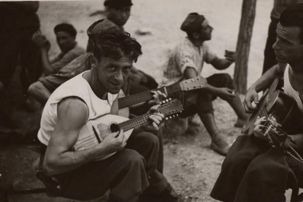 'Cantata de la guerra civil'.