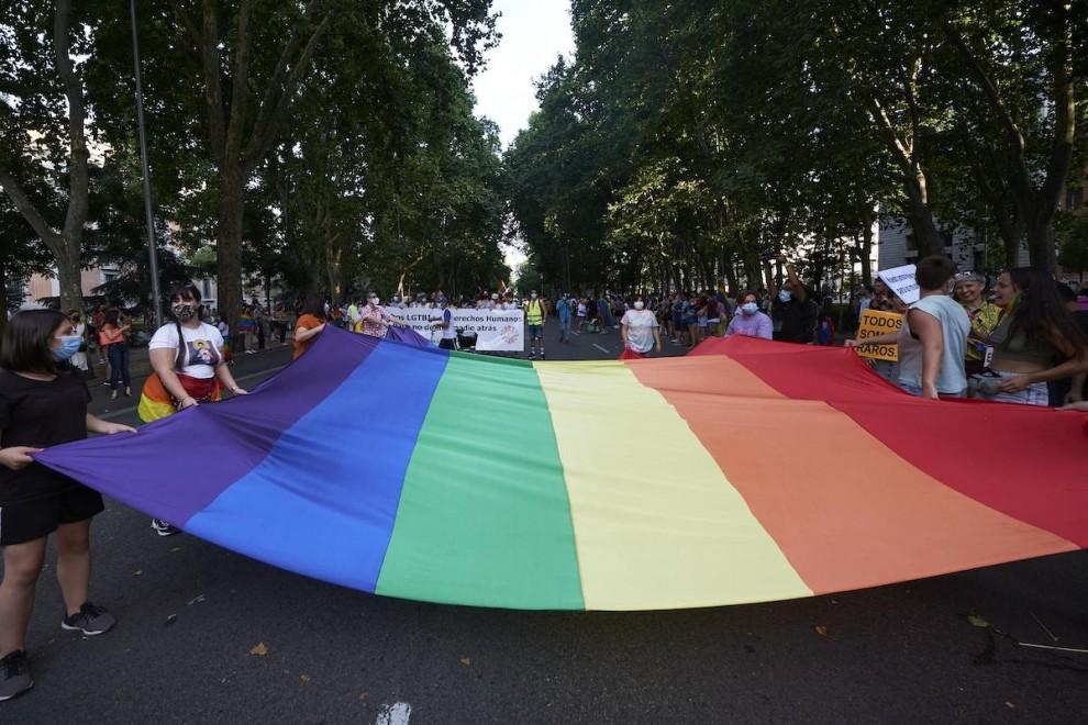 Manifestación del Orgullo LGTBI