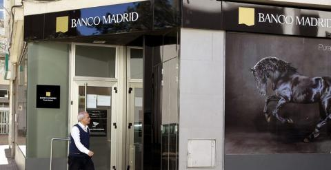 Banco madrid la primera liquidaci n de la uni n bancaria for Oficinas western union madrid