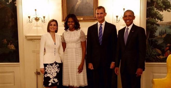 Obama estamos comprometidos a mantener la relaci n con for Pesadilla en la cocina el rey