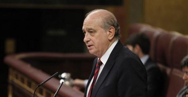 Jpd califica de enorme falta de respeto institucional for Declaraciones del ministro del interior