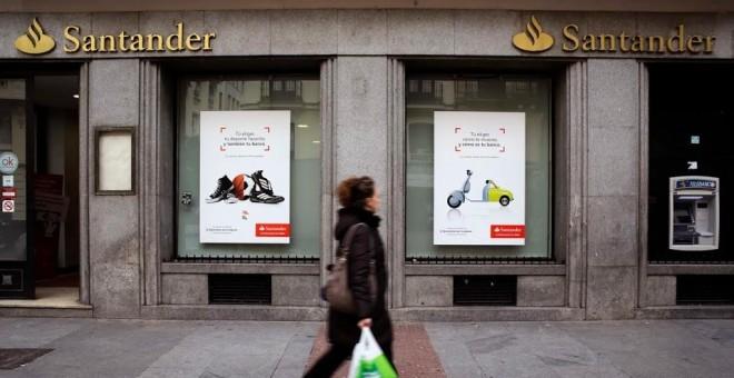 Banco santander tendr que devolver euros a un for Banco santander madrid oficinas