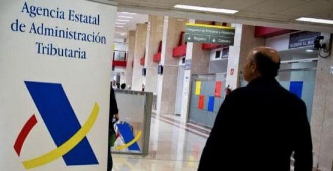 Hacienda reclama euros a un hombre que gan for Oficina virtual de la agencia tributaria