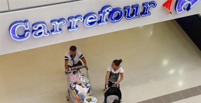 Carrefour gana 980 millones en 2015 un 21 5 menos pese a - Carrefour oficinas centrales madrid ...
