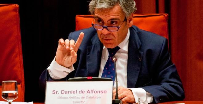 El parlament cesa a de alfonso como director de la oficina for Oficina antifrau