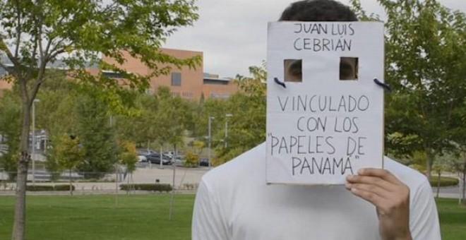 Los estudiantes de la UAM responden a González y Cebrián ante 'los ataques y la manipulación mediática'