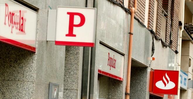 Tras la ca da del sexto banco espa ol la oligarqu a for Oficinas banco popular barcelona
