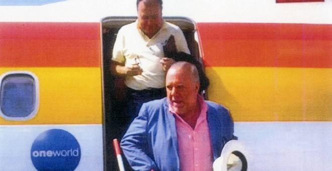 Astapa, Bárcenas, Pujol, González y el agente de UDEF que cubre los intereses de Villarejo