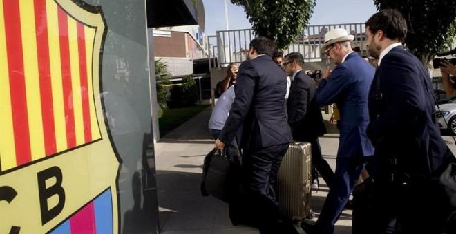 Un cambio reciente de hacienda provoca que el traspaso r cord de neymar no deje ni un euro en - Oficina hacienda barcelona ...