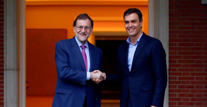 Sánchez anuncia la primera sorpresa de su nuevo gobierno, Mariano Rajoy como Ministro de Interior