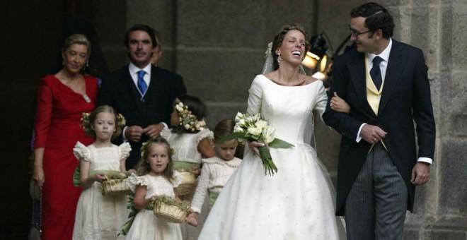 boda de la hija de aznar: ¿dónde están ahora los invitados de la