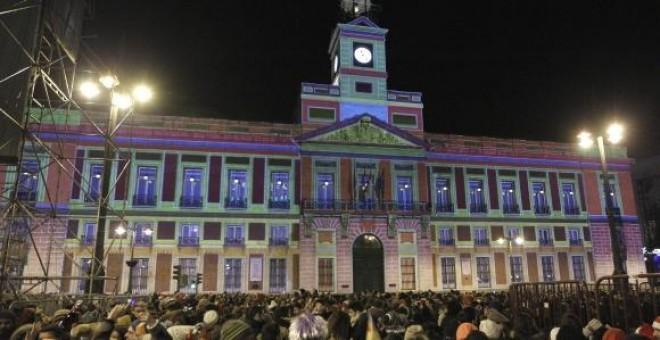 5ed1d18800aa El reloj de la Puerta del Sol  El español exiliado que se convirtió ...