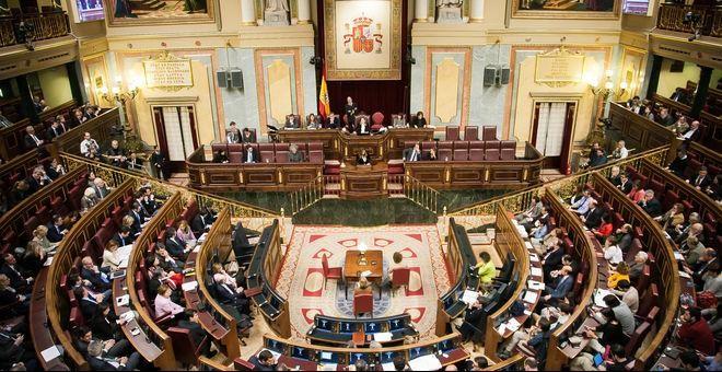 Congreso de los Diputados: Los diputados se suben el sueldo como los funcionarios sin esperar a que haya Presupuestos