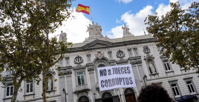 Manifestaciones por toda España contra la decisión del Tribunal Supremo